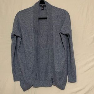Gap blue cardigan Small pre owned